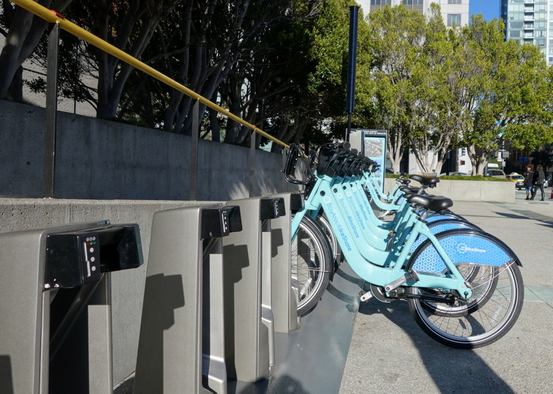 Bike Share Test Drive Review