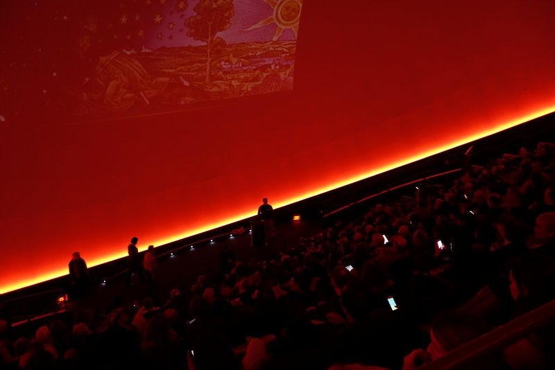 Get Your Nerd On At the Planetarium Lectures