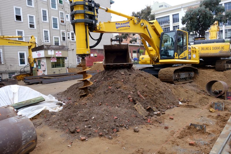 1868 Van Ness Finally Breaks Ground