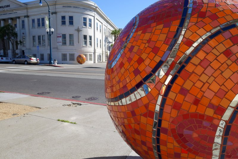 In Pictures – Spheres Of Ocean Avenue