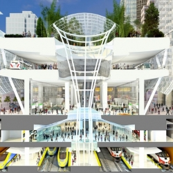 Transbay Transit Center SECTION