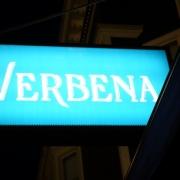 Verbena-Sign