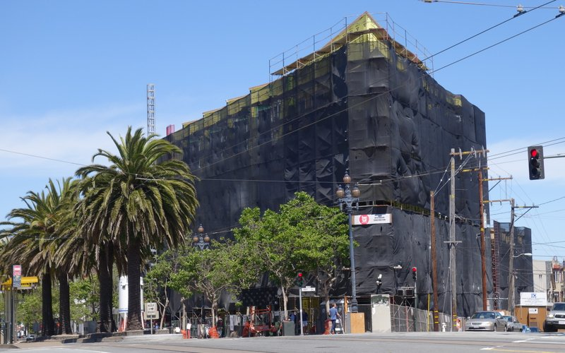 2175 Market Street Coming Soon to Castro