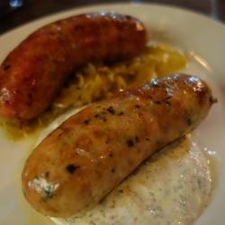 Trou-Normand-Sausage-Platter