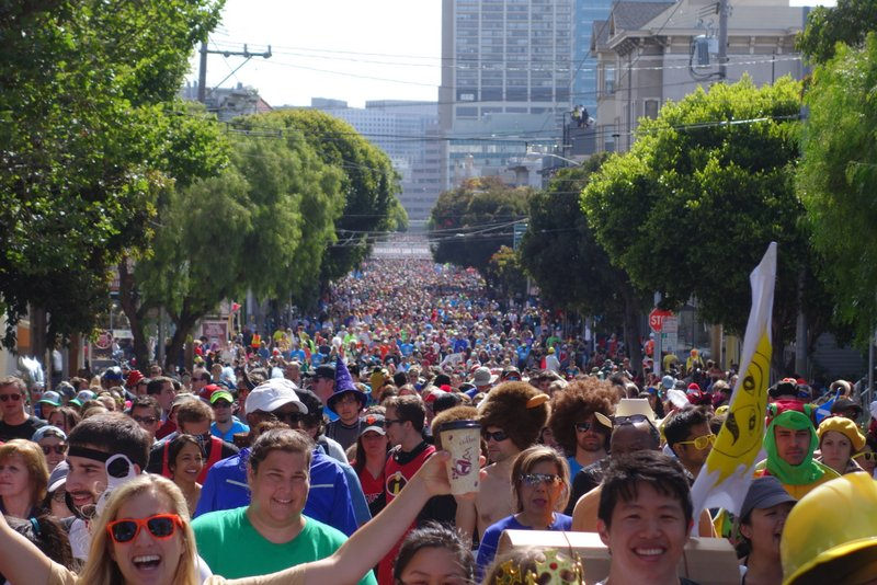 Bay To Breakers 2014 – More Than Just The Finish Line
