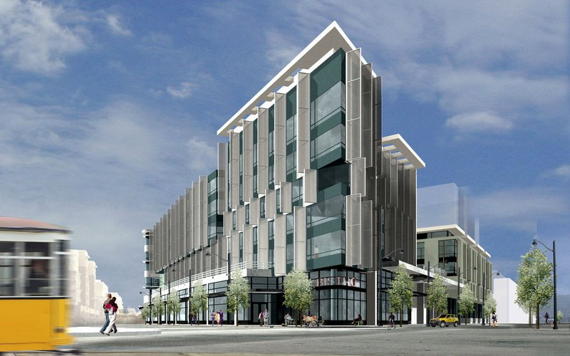 Awesome 1180 4th Street Mercy Housing Mission Bay Rendering