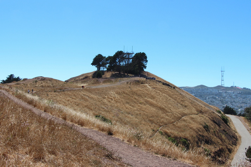 In Pictures – Bernal Heights Hill And The Pink Triangle