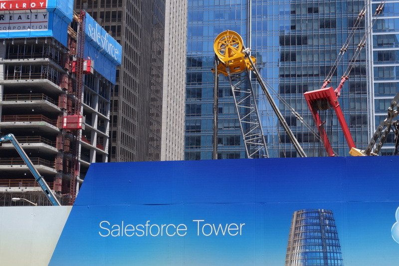 Welcome To Salesforce Country