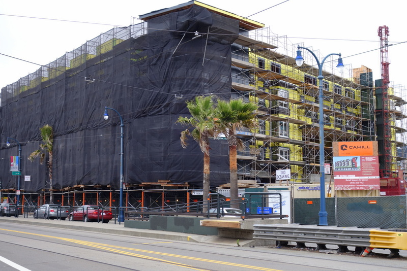 1100 Ocean Avenue Aiming For Early 2015 Opening
