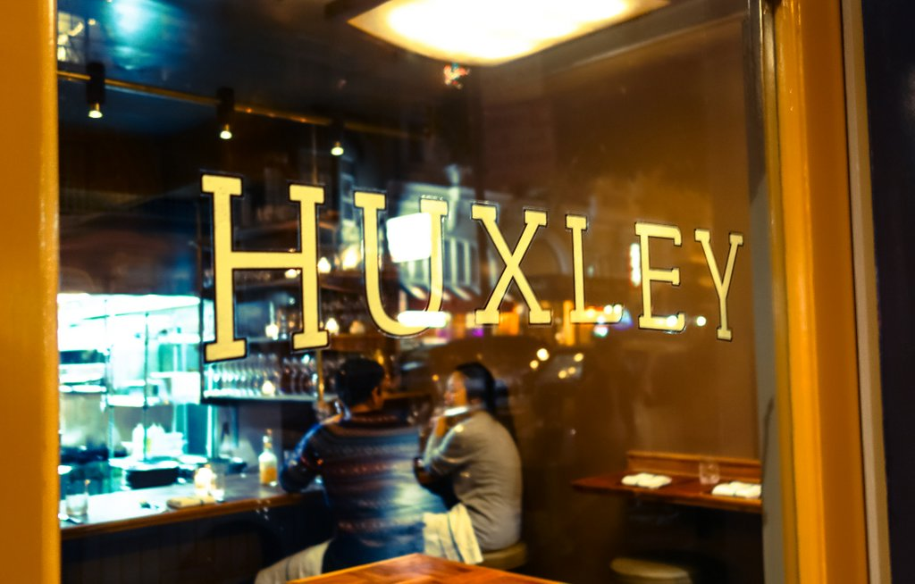 Huxley Shows Effort But Lacks Finishing Touch