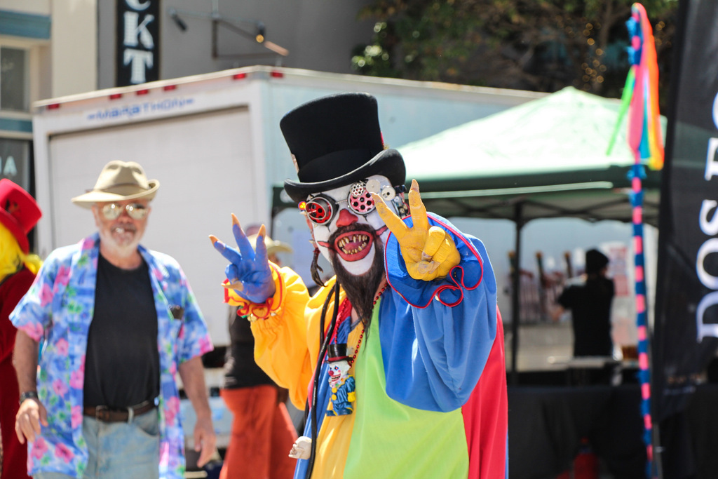 Get Your Weird On At 16th Annual How Weird Faire
