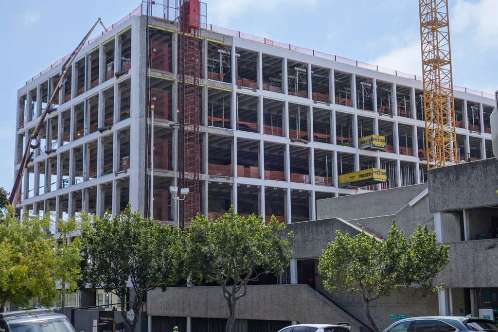 Old Pac Heights Building Elevating To Luxury Condominium
