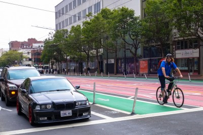 market-street-san-francisco-bike-lanes