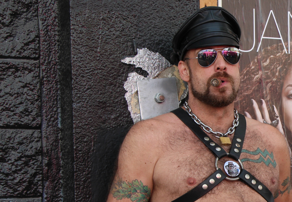 Folsom Street Fair's World Of Domination And Submission (NSFW)
