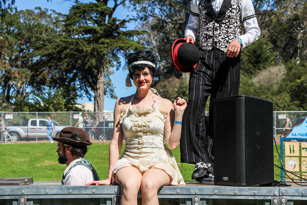 The Tour De Fat Spectacle Comes To San Francisco