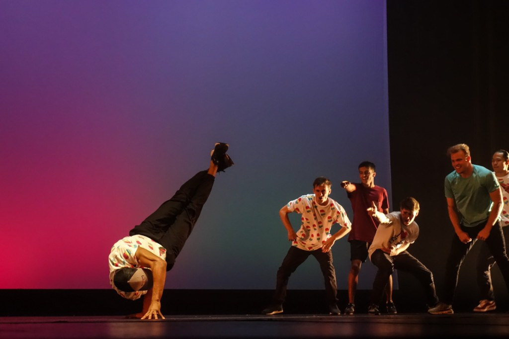 B-Boys and B-Girls Bring the House Down At Hip Hop DanceFest 2015