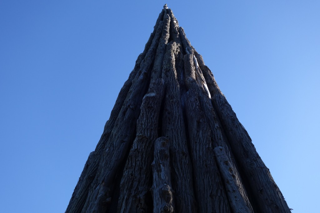 In Pictures: Andy Goldsworthy's Spire