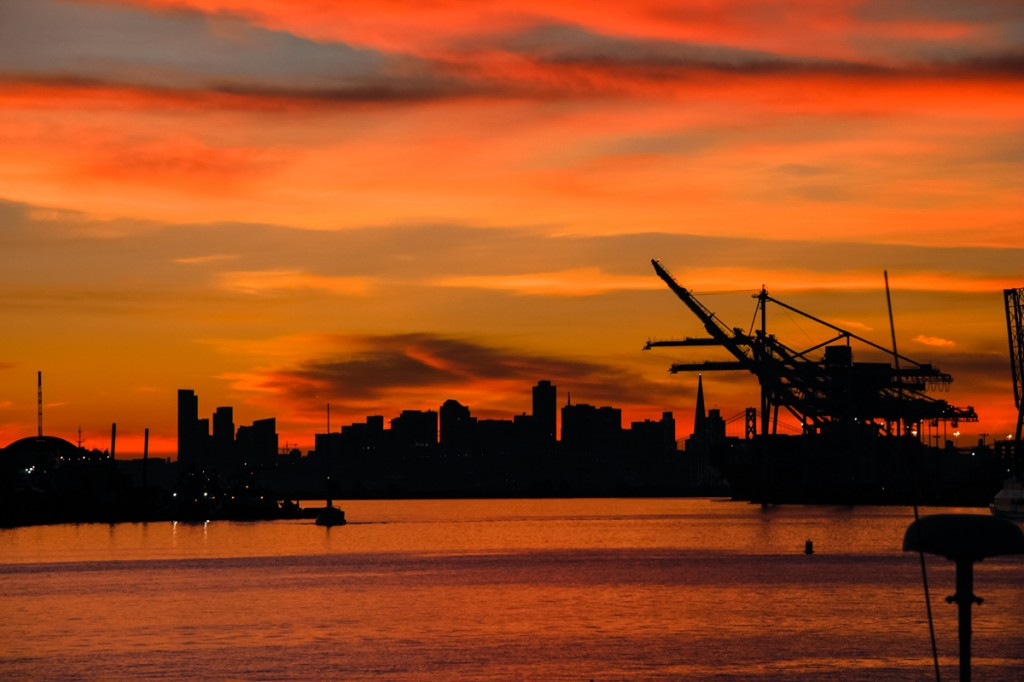 In Pictures – San Francisco In Silhouette