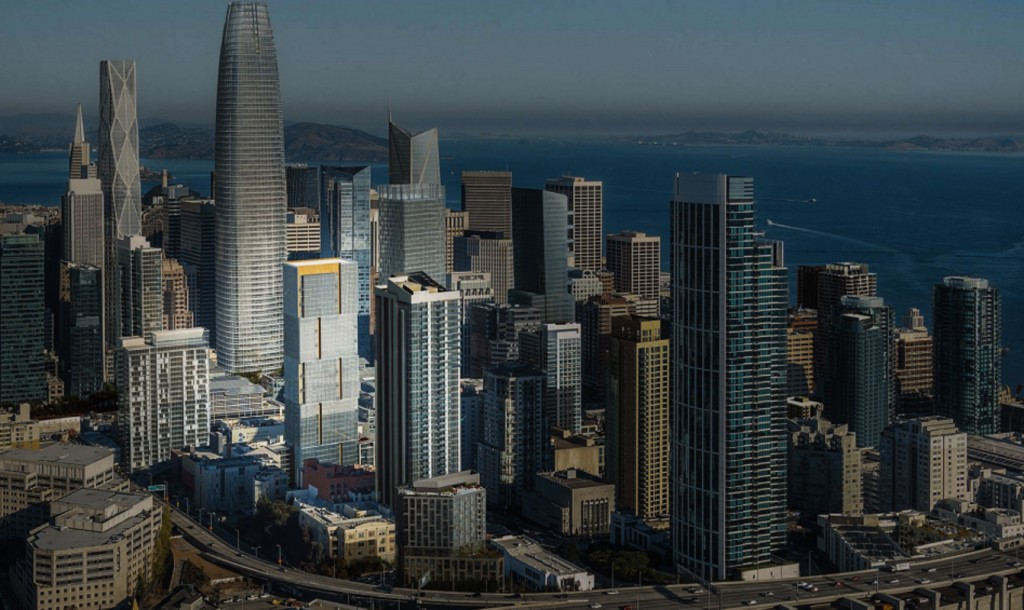 Construction Activity Sets In Motion Another Transbay Site