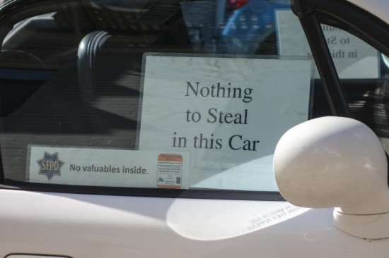 Nothing-to-steal-in-this-car