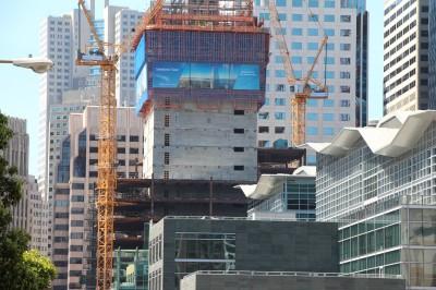 Salesforce-Tower-Concrete-Core