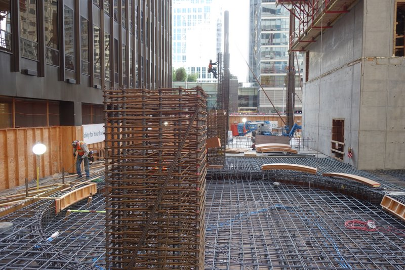 Core Rising at 350 Mission Street